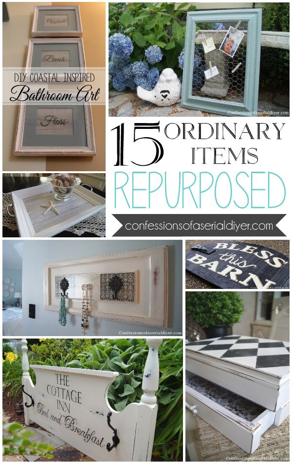 18 Awesome Knock Off Projects {Get Your DIY on Features!}